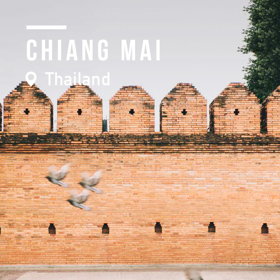 minnensap city name chiangmai