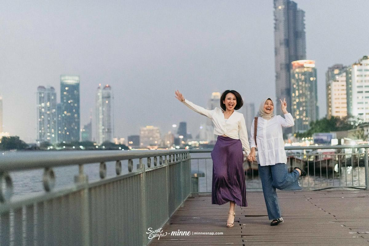 ASIATIQUE The Riverfront, Bangkok Thailand