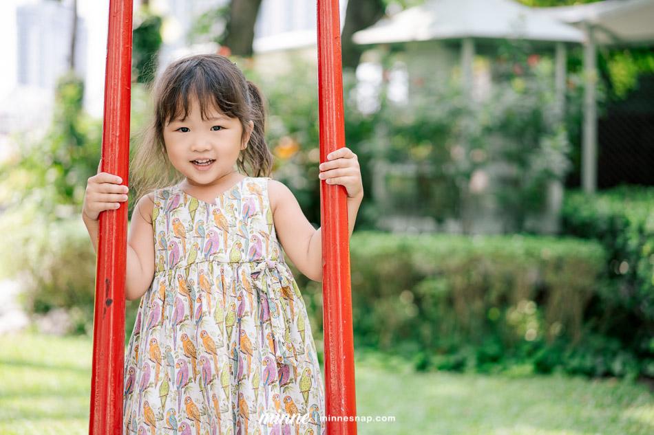 Family Picture Photoshoot at Mandarin Oriental Bangkok