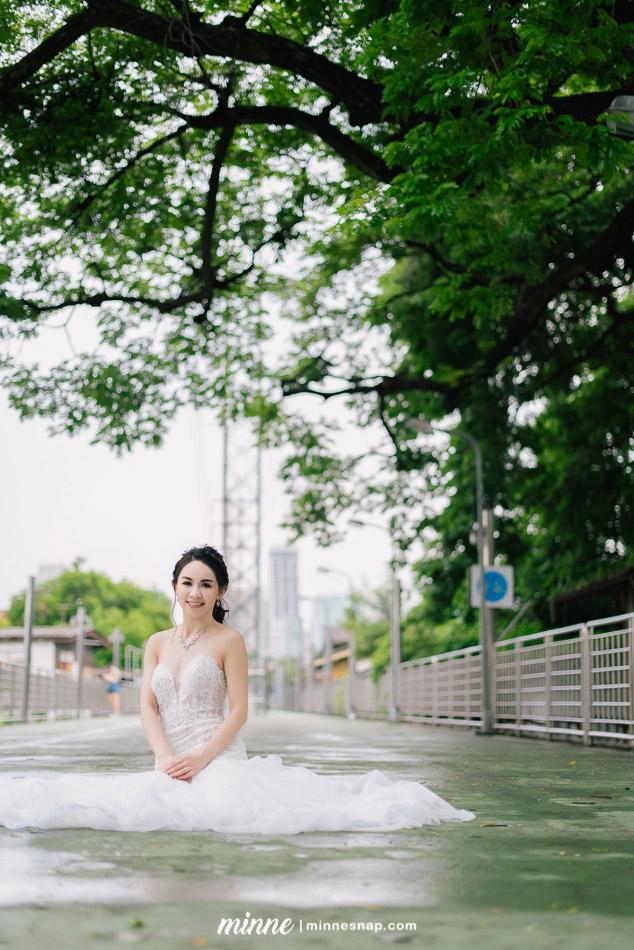 Bangkok Pre Wedding Photography with 4 Famous Spot