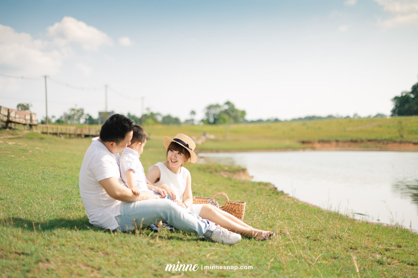 Thames Valley Khao Yai Lucy Family Photo from Indonesia