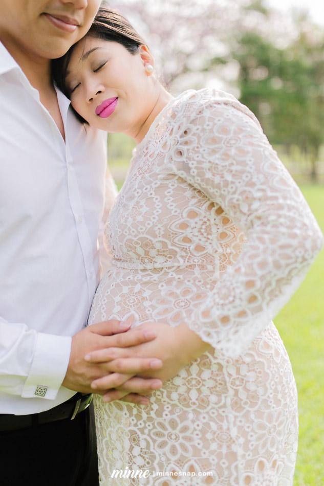 ถ่ายภาพคุณแม่ตั้งครรภ์ Maternity Photography in Bangkok