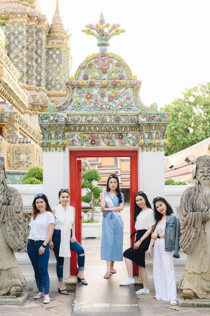 Wat Arun Bangkok Brila travel with Friends