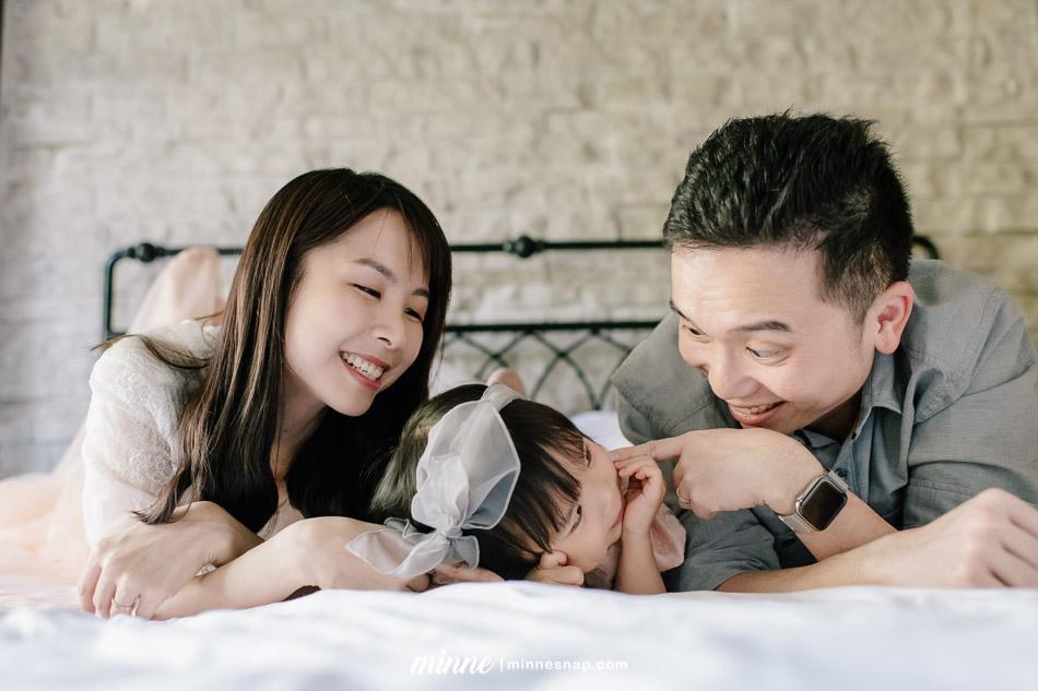 ถ่ายภาพครอบครัว Thames Valley Khao Yai Family Photos