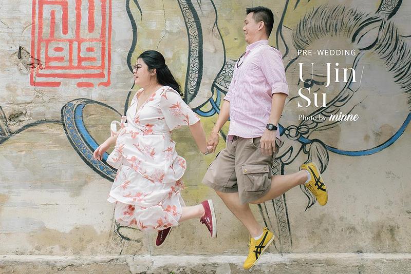 casual pre wedding shoot bangkok thailand lhong 1919 cover