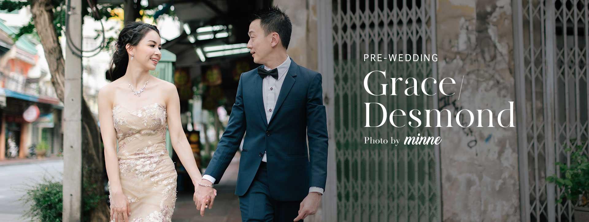 bangkok thailand pre wedding grace desmond long cover