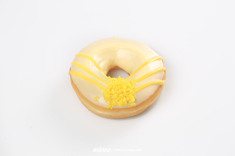 Krispy Kreme Doughnut Box Set Product Photography
