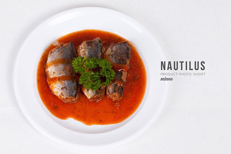 nautilus food product photoshoot bangkok thailand cover
