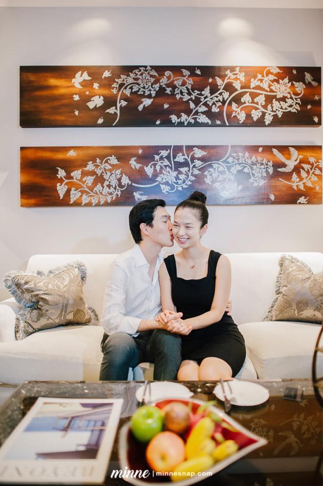 ขอแต่งงาน คู่รักจากเกาหลี Proposal Photoshoot Korea Couple